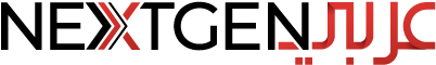 NEXTGEN Arabic Logo